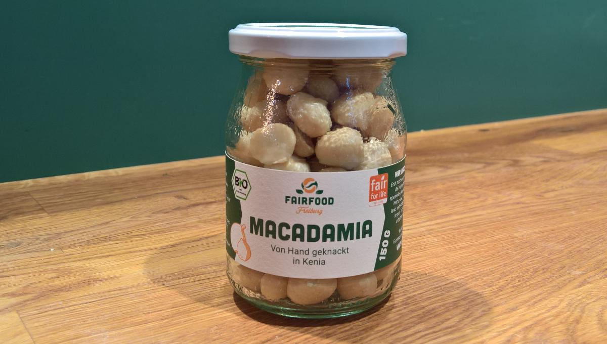 Macadamia naturbelassen