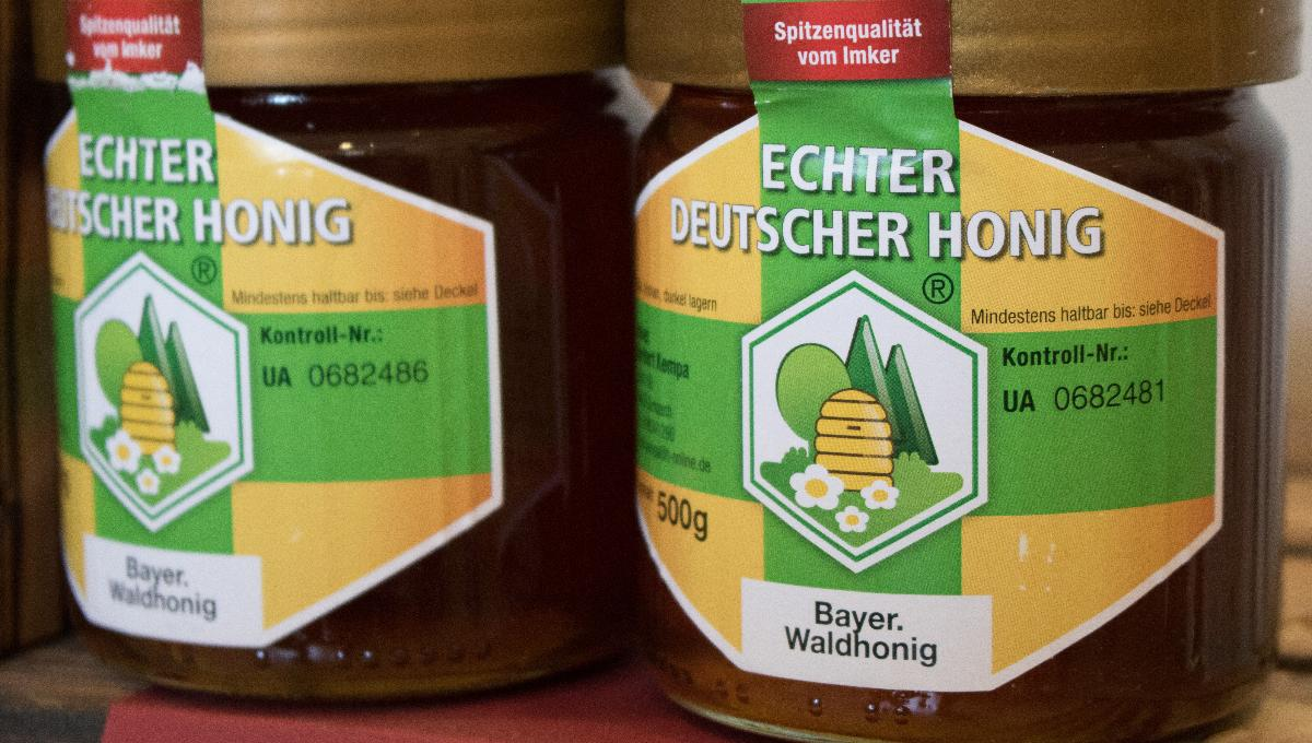 Bayerischer Waldhonig