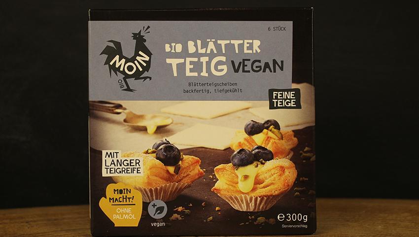 Blätterteigplatten Vegan TK 300g