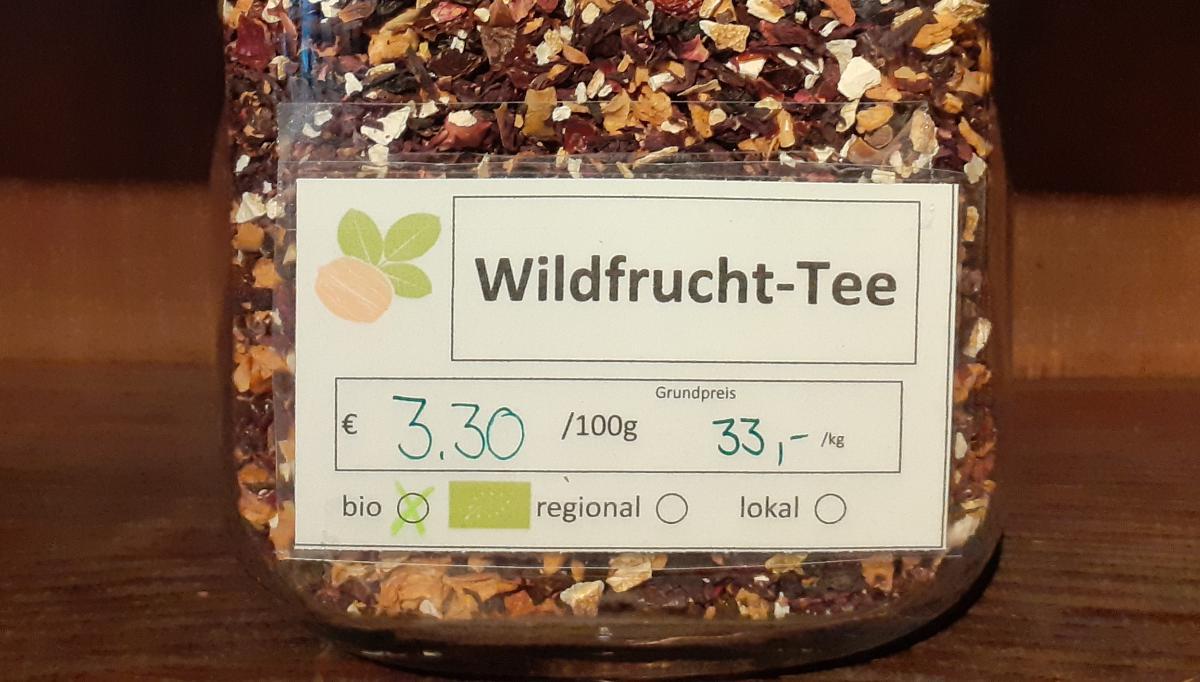 Wildfrucht-Tee