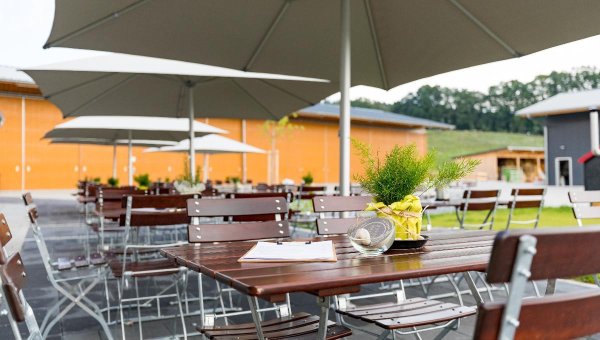 Bio-Restaurant Land.Luft Leberfing