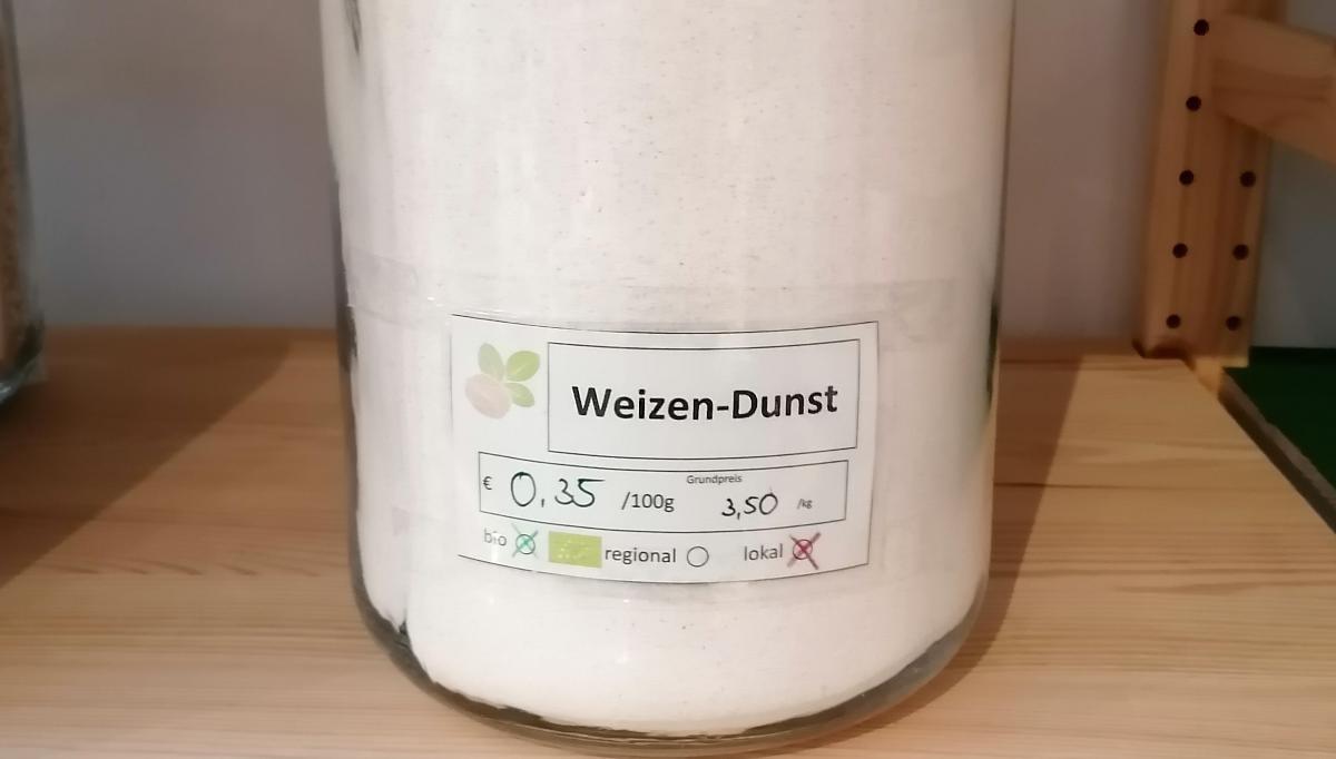 Weizen-Dunst