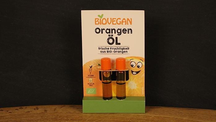 Orangenöl Biovegan 2x2ml