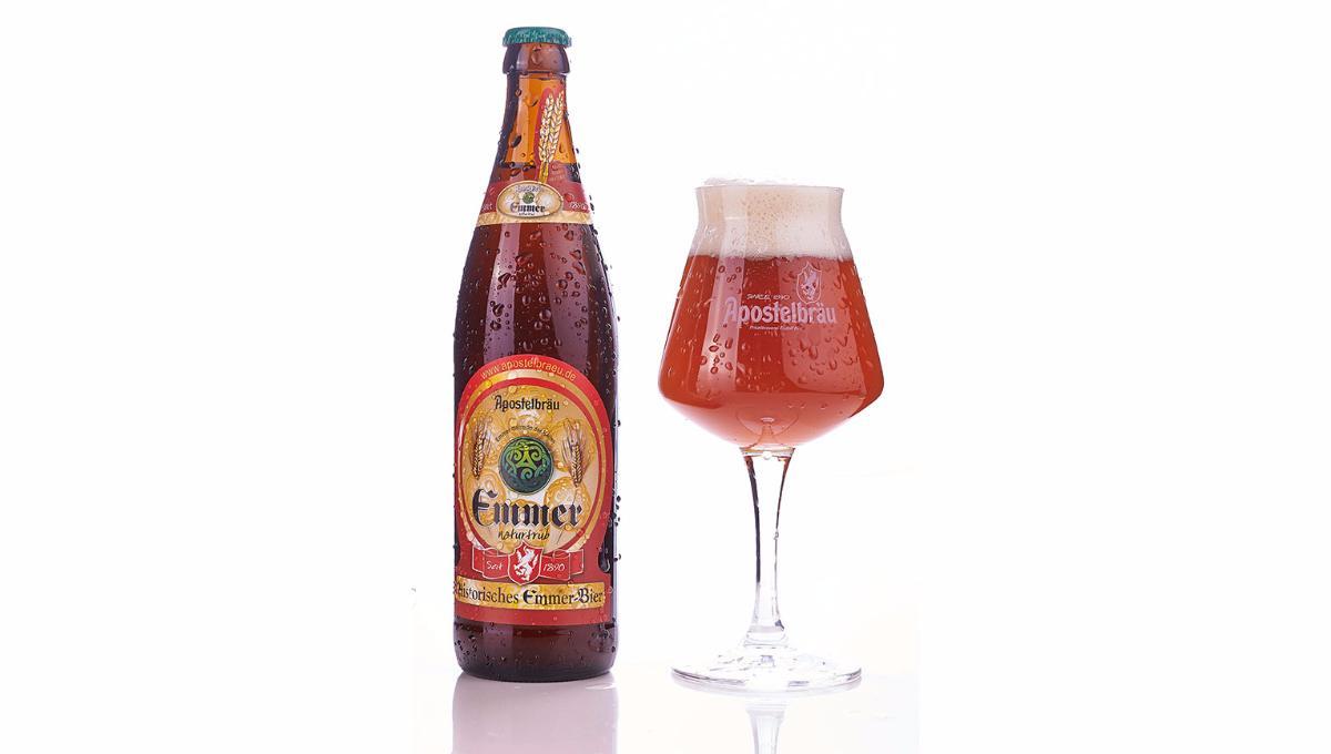 Historisches Emmer-Bier