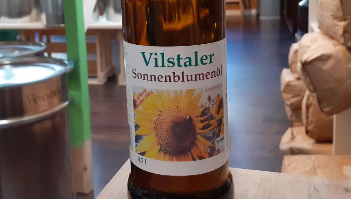 Vilstaler Sonnenblumenöl