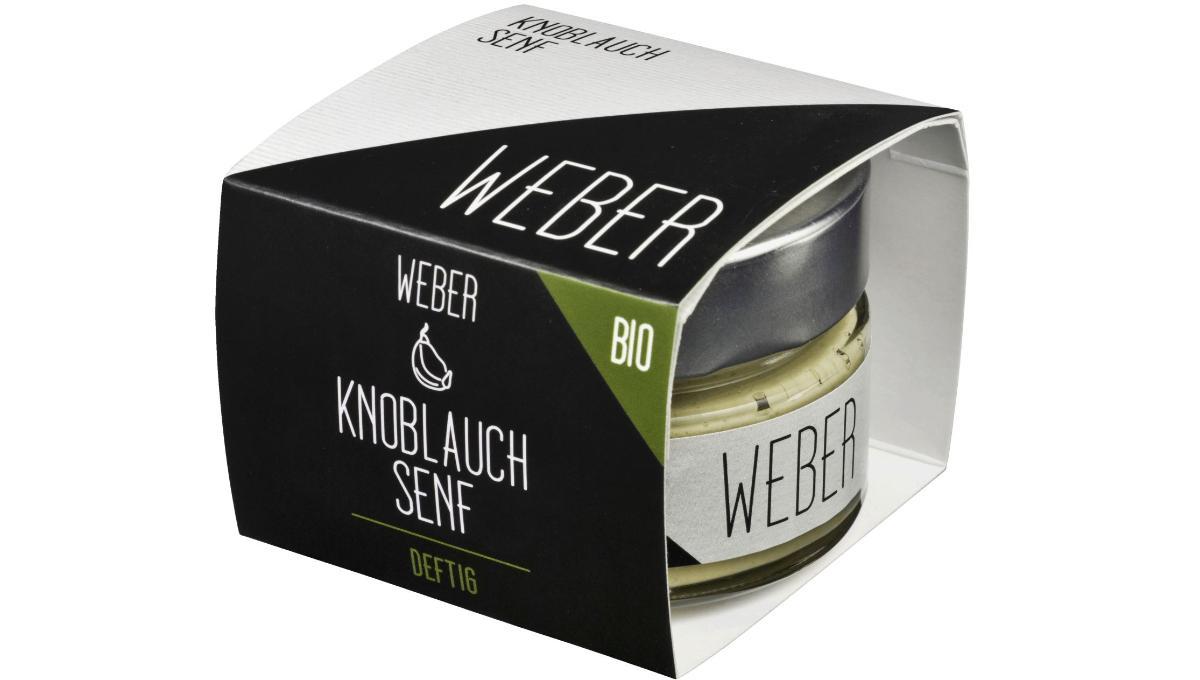 Knoblauch-Senf