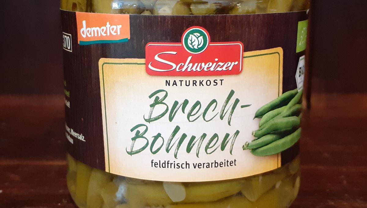Brech-Bohnen