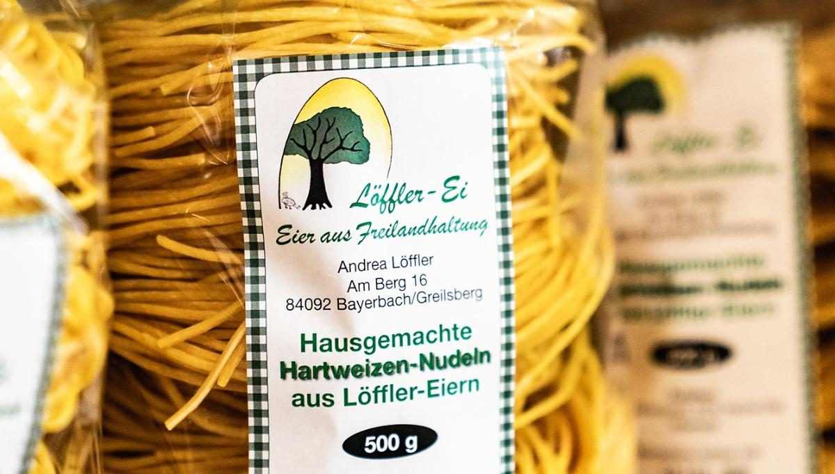 Weizen-Nudeln
