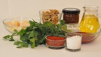 Koriander-Tandoori-Pesto