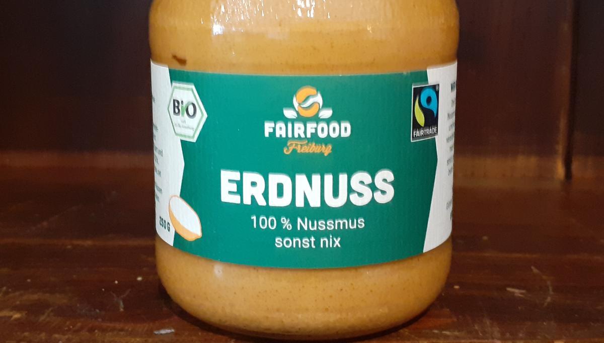 Erdnussmuss, 100% Nussmus sonst nix