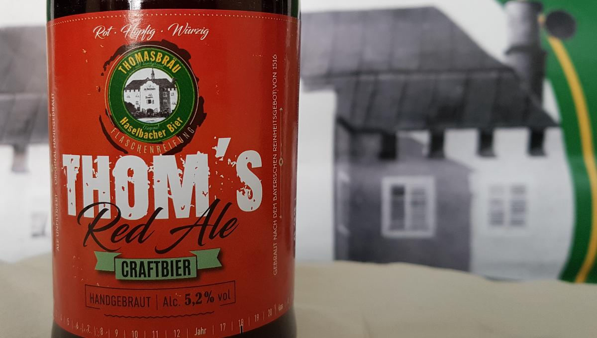 Thom's Red Ale
