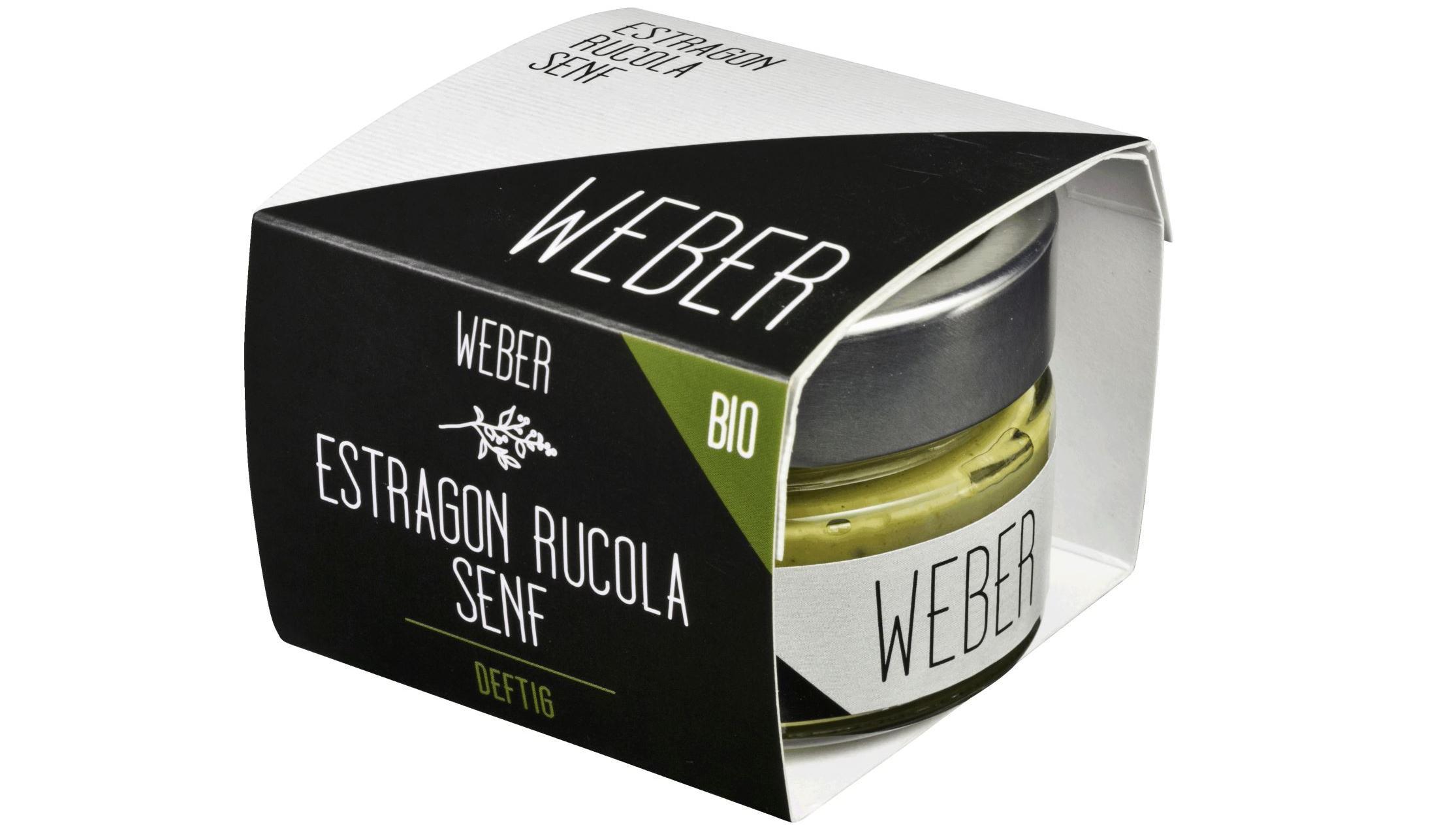 Estragon-Rucola-Senf