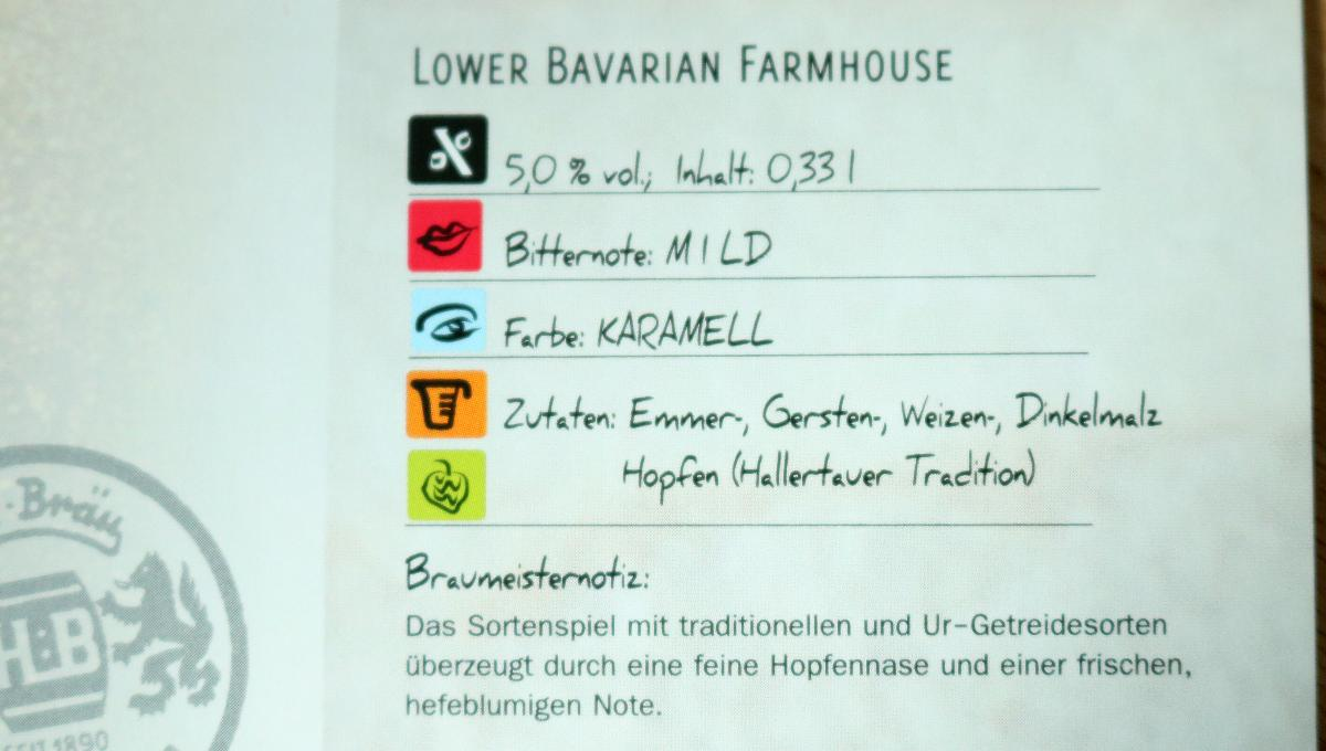 Lower Bavarian Farmhouse
