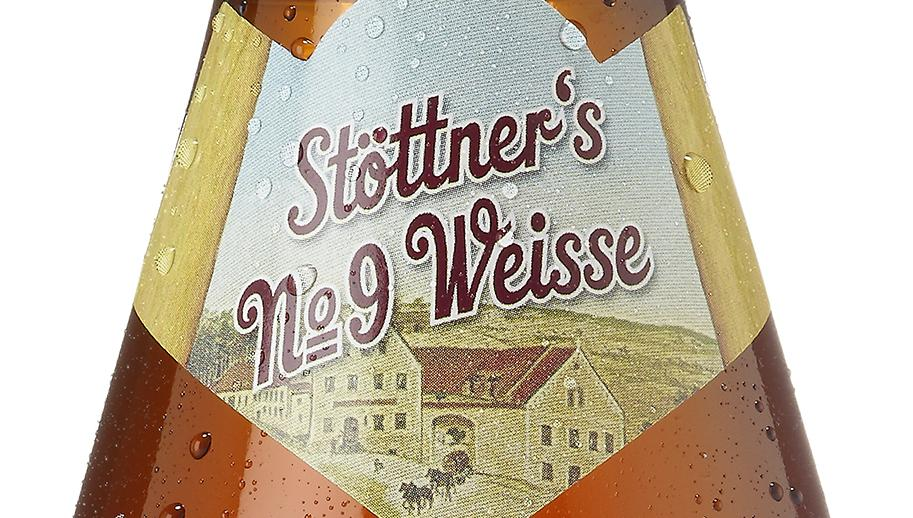 Stöttner's No. 9 Weisse