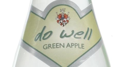 do well - GREEN APPLE